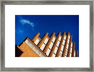 Bazylika Archikatedralna Framed Print