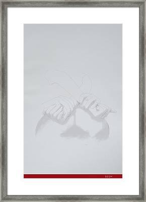 Bdsm Framed Print