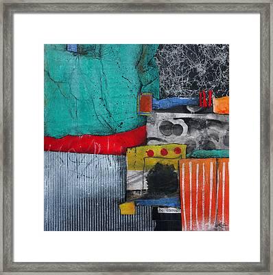 Be Enough Framed Print by Laura  Lein-Svencner
