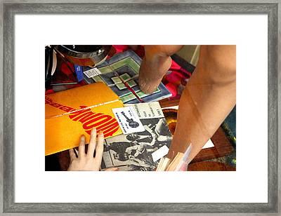 Be Like You Framed Print by Jez C Self