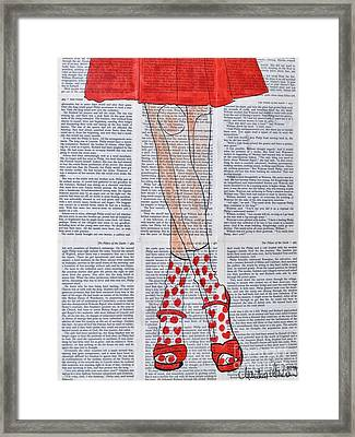 Be The One Framed Print
