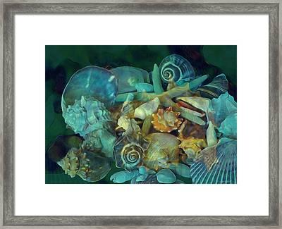 Beach Beauty 10  Framed Print