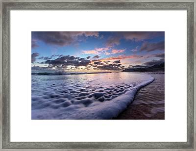 Beach Blanket Framed Print