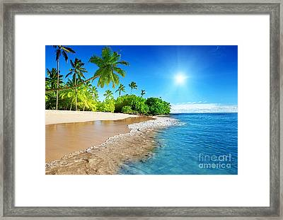 Beach Collection Framed Print by Marvin Blaine