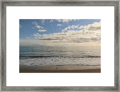 Beach Day - 2 Framed Print