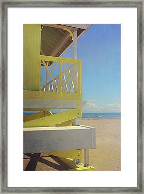 Beach Day Framed Print by JAMART Photography