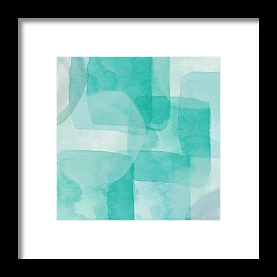 Coastal Framed Prints