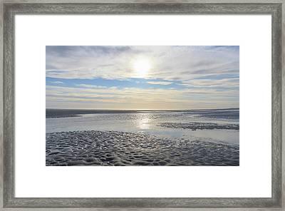 Beach II Framed Print