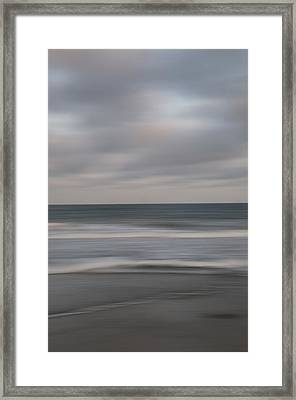 Framed Print featuring the photograph Beach by Kevin Bergen