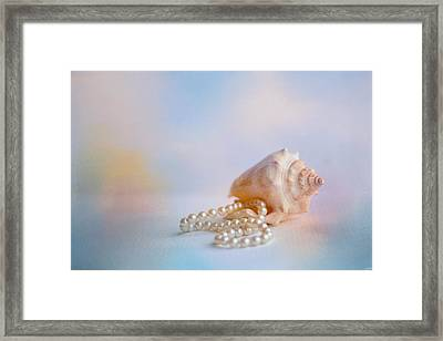 Beach Memories Framed Print by Jai Johnson