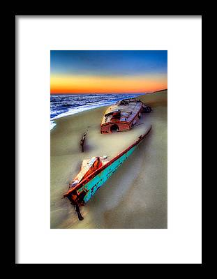 Outer Banks Framed Prints