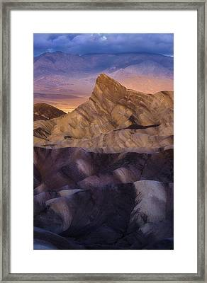 Beacon Of Hope Framed Print