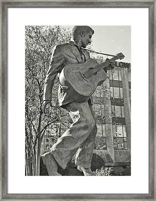 Beale Street Muse Framed Print by JAMART Photography