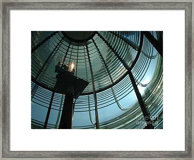 Beam Master Framed Print by Mark Robbins