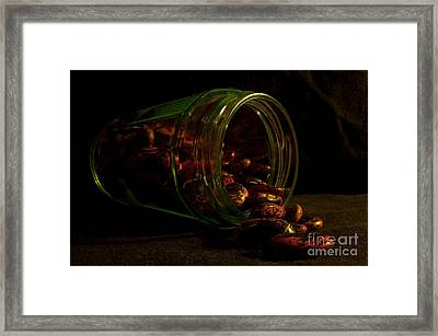 Bean Brigade Framed Print by The Stone Age