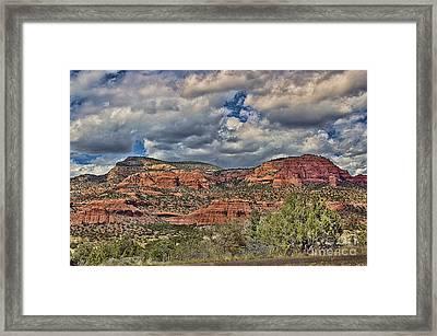 Bear Mountain  Framed Print
