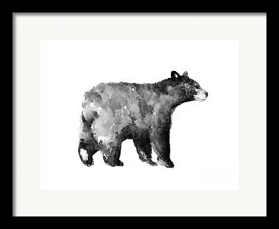 Polar Bear Framed Prints