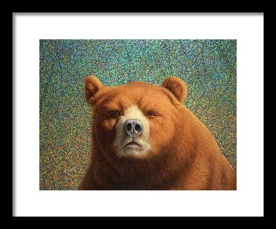 Animal Framed Prints