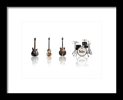 Musicians Framed Prints