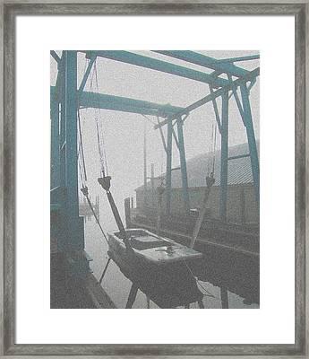 Beaton's Hoist Framed Print