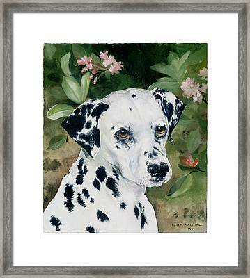 Beaudiddeley Framed Print by Eileen Hale