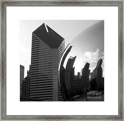 Beautiful Chicago Framed Print by Chris Litschka