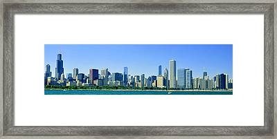 Beautiful Chicago Framed Print
