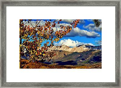 Beautiful Colorado Framed Print