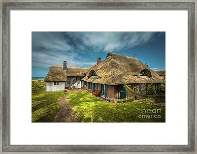 Beautiful Cottage Framed Print