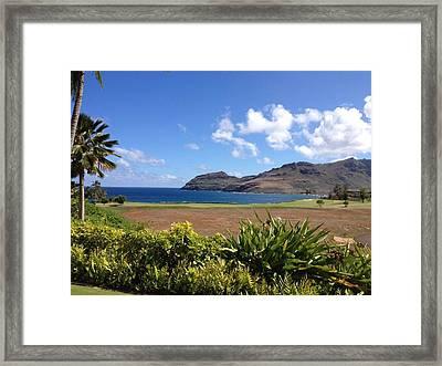 Beautiful Day Framed Print