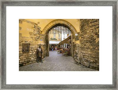 Beautiful Holland Framed Print by Roy McPeak