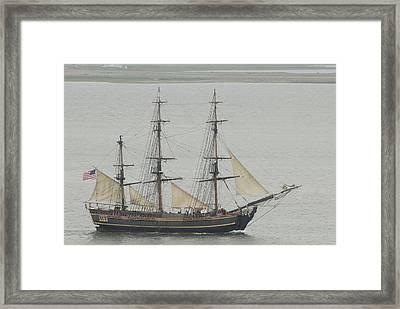 Beautiful Hull Framed Print by Mimi Katz