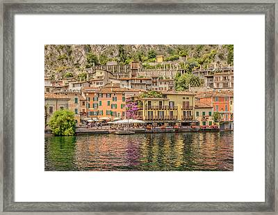 Beautiful Italy Framed Print by Roy McPeak