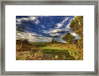 Beautiful Framed Print by Michael  Scott