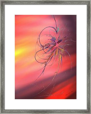 Beautiful Moment Framed Print