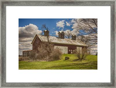 Beautiful Old Barn Framed Print by JRP Photography