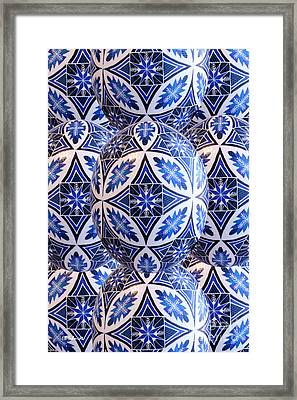 Beautiful Pysanky Framed Print