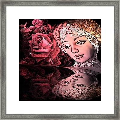 Beautiful Reflections Framed Print
