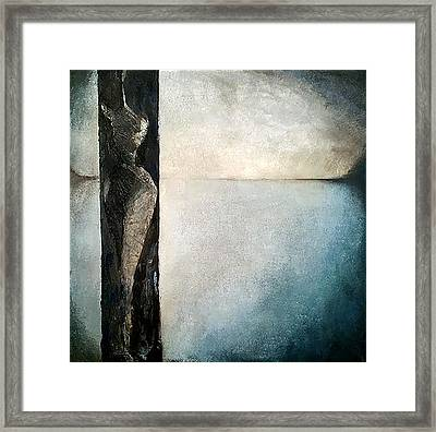 Framed Print featuring the painting Beautiful Secrets by James Lanigan Thompson MFA