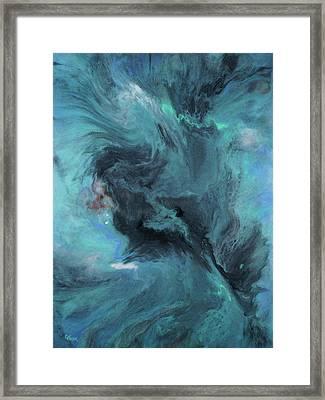 Beautiful Storm Framed Print