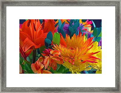 Beautiful To The Eyes  Framed Print