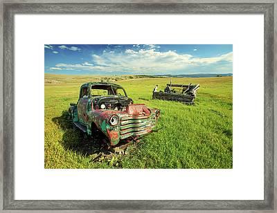 Beautiful Yet Not Framed Print by Todd Klassy