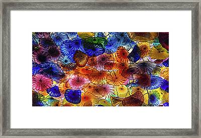 Framed Print featuring the photograph Beauty All Around Us by Michael Rogers