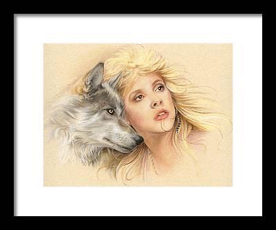 Fleetwood Mac Framed Prints