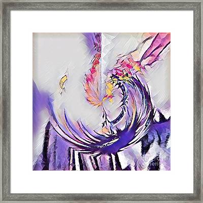 Beauty For Ashes II Framed Print
