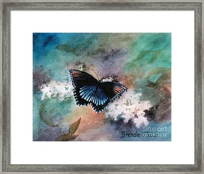 Beauty II Framed Print