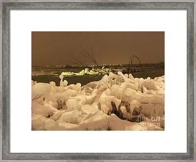 Beauty In Nature Framed Print by Deborah Selib-Haig DMacq