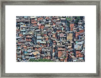 Framed Print featuring the photograph Beauty In The Chaos  by Kim Wilson