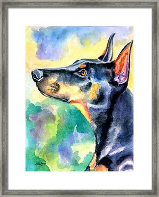Beauty Framed Print by Lyn Cook