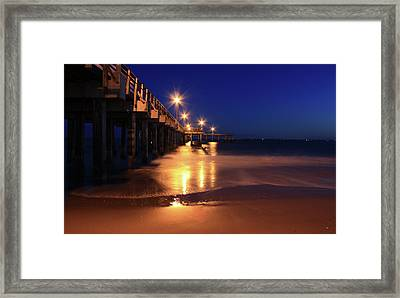 Beauty Framed Print by Mark Ashkenazi